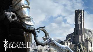Infinity Blade II iPhone/iPad Gameplay (Universal App)