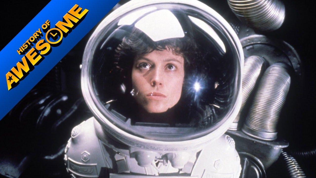 "Alien, Where ""In Space No One Can Hear You Scream"""