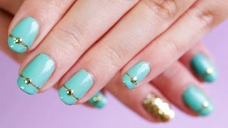 Modern Chic Nageldesign | Collchen14