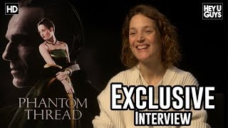 Vicky Krieps on playing the 'perfect role' in Phantom Thread