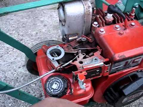 Murray Ultra Edger With A 3.5 Hp Briggs And Stratton | How To Save Money And Do It Yourself!