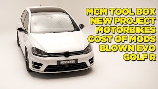 Golf R: Cost Of Mods // MCM TOOL BOX // New Project // Motorbike Mods