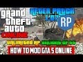 GTA 5 Online: MOD AND GET BILLIONS AND UNLIMITED RP (Tutorial) GTA V Online Mod Tool