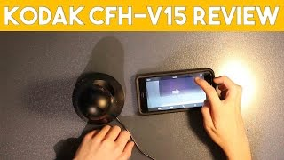 Kodak CFH-V15 Video Monitor Review