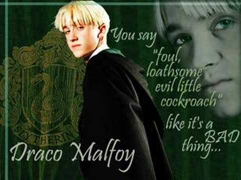 Harry And The Potters - Foil Malfoy