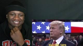 """TRUMP ANTHEM"" — A Bad Lip Reading of Donald Trump REACTION"