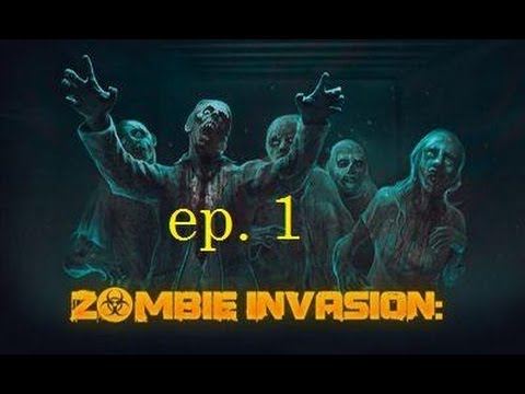 zombie invasion t-virus ep. 1