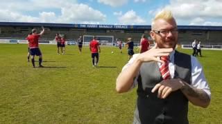 England Deaf Challenge Cup Final 2017
