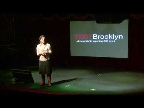 Give first - the secret to starting anything: Nicole Glaros at TEDxBrooklyn