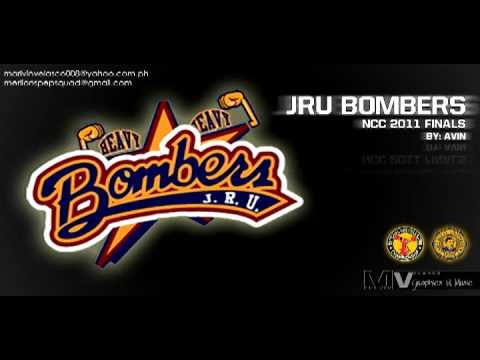Jru Bombers Logo Jru Bombers Ncc Finals 2011