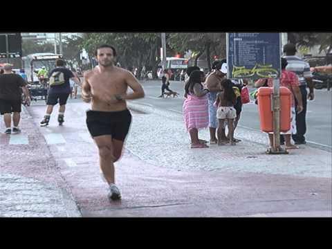 Os benefícios da corrida para a saúde física - Jornal Futura - Canal Futura