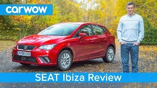 SEAT Ibiza 2019 in-depth review | carwow Reviews