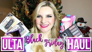 ULTA BLACK FRIDAY Makeup HAUL & UNBOXING
