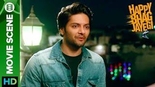 Ali Fazal Confesses His Love | Happy Bhag Jayegi | Movie Scene