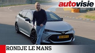 Toyota Corolla (2019) - Reportage - Economy-race met hybride