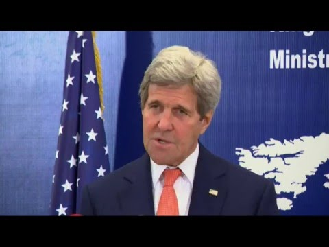 Secretary Kerry on Iran Nuclear Challenges at Press Conference in Bahrain