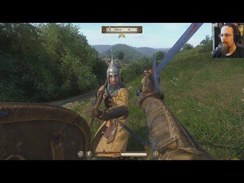 Kingdom Come: Deliverance - Gameplay and My Current Thoughts on It