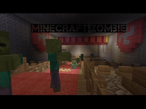 minecraft xbox 360 zombie Kino Der Toten Map Download