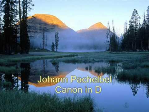 Canon in D Johann Pachelbel -classical guitar