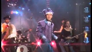 Watch Holly Johnson Love Train video