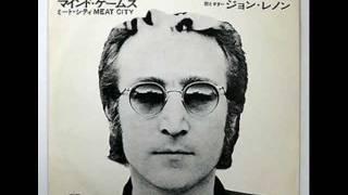 Watch John Lennon Meat City video