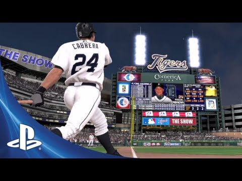 MLB 13 The Show- Miguel Cabrera: Road to the Show