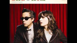 Watch She  Him The Christmas Waltz video