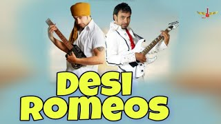 Desi Romeos (Full HD Movie) | Babbu Maan | Shilpa Dhar | Harjit Harman