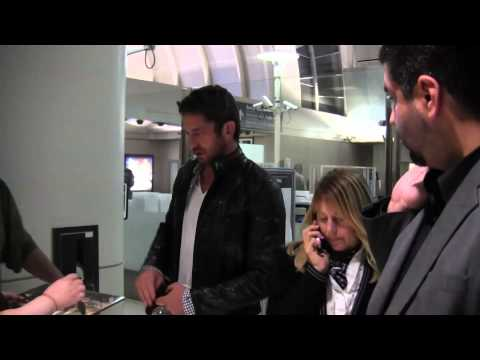 Gerard Butler Is Asked If He Would Consider Ever Getting Married