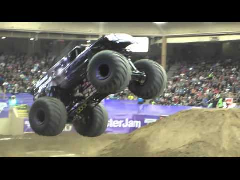 Monster Jam - Albuquerque, NM  - Saturday 2-15-2014