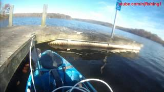 underwater wifi camera wifi extension DIY using Cable TV wire (1 of 2) at Burke Lake