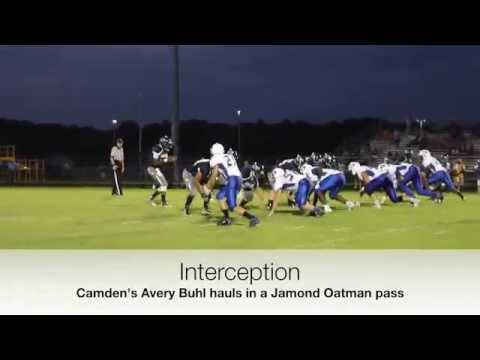 Interception, Camden vs. Pasquotank, Aug. 21