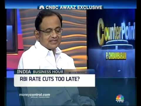 No big reform expected in 2015: P Chidambaram - India Business Hour