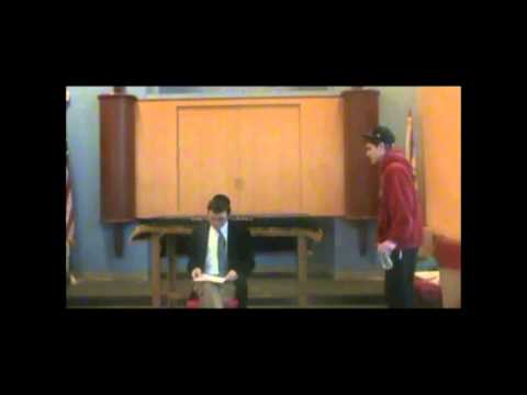 Northwest Yeshiva High School Purim Video Part 3 - 12/18/2013