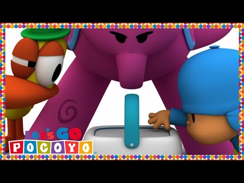 Let's Go Pocoyo! - Picnic (S03E02)