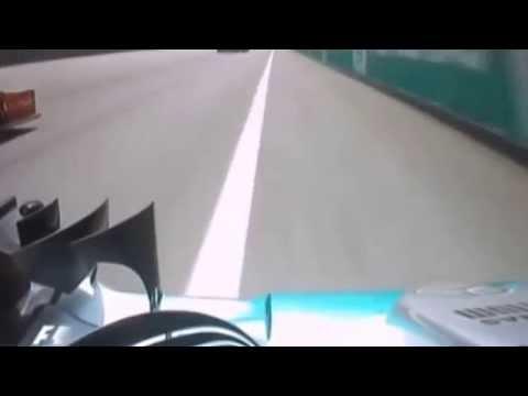 F1 2015   Nico Rosberg Onboard Start Malaysian GP