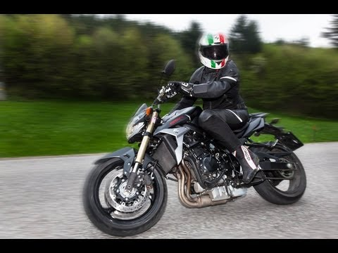 Test-Video | Suzuki GSR 750 | Nakedbike Vergleich 2013