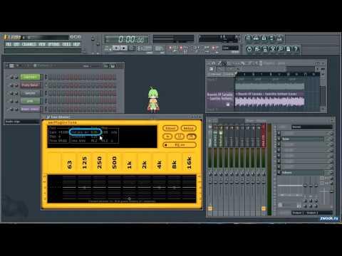 Tramplin: Тренировка распознавания частот с плагином Tune