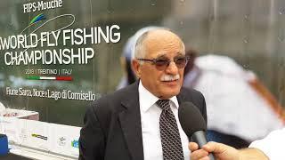 Mondiale di Pesca con la Mosca 2018 - Terme di Comano 22.09.18