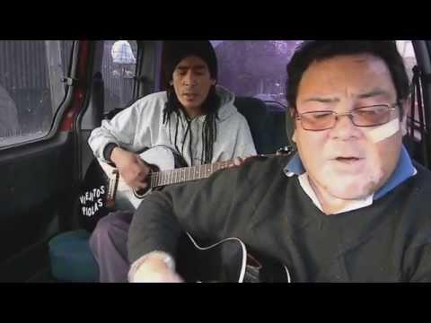 Leon Gieco - blues de los plomos - (cover)
