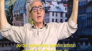 Cinegarage. Woody Allen. Entrevista. Cannes 2011.