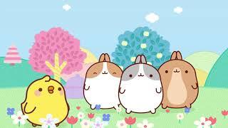 Molang & PiuPiu - Bugs Pets | #MyBestPets - Cartoon for kids