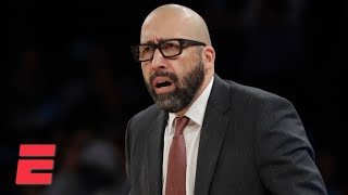 Reaction to Knicks firing David Fizdale | ESPN Voices