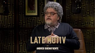LATE MOTIV - Javier Coronas. NO, su abuela | #LateMotiv176