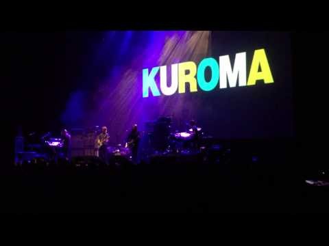 Kuroma - Running People