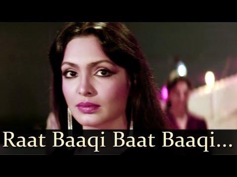 Namak Halaal  - Raat Baki Baat Baki Hona Hai Jo - Bappi Lahiri - Asha Bhosle video