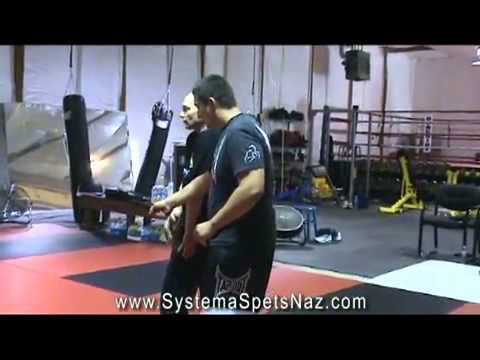 Russian Combat - Systema SpetsNaz Seminar - Missouri - Part 5 - Knife Training Image 1