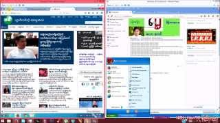 How to put Zawgyi Font and Keybard on Windows xp,7,8/8.1 (Myanmar)