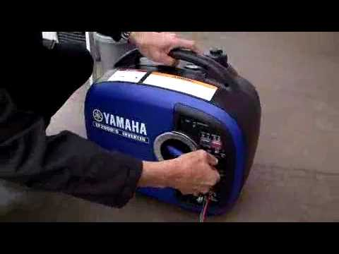 Portable Power Generators By Yamaha