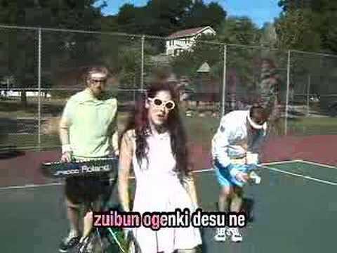 Freezepop - Tenisu No Boifurendo